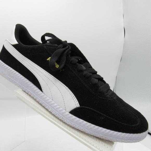 premium selection 7e121 4d24d Puma Astro Cup Size 10 Black Sneakers Mens Shoes